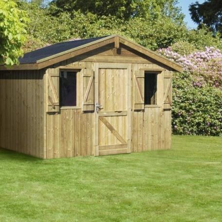 l 39 art du bois cr ation salon de jardin. Black Bedroom Furniture Sets. Home Design Ideas